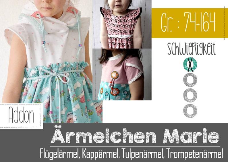AddOn Marie-Ärmelchen image 0