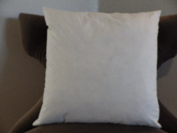 READY TO SHIP40 FeatherDown Pillow Insert 40x40 Etsy Fascinating 18x18 Down Pillow Insert