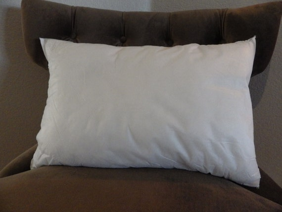 16x26 Pillow Insert Stunning Pillow Insert 60 X 60 Feather Pillow Insert60 X 60 Feather Etsy