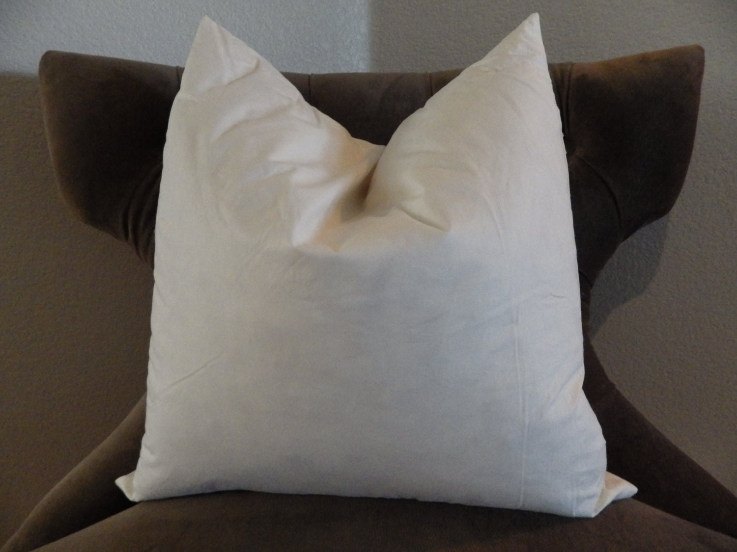 20 Inch Feather Pillow Insert X Form