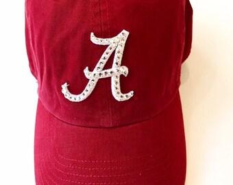 08dd0216f65 University of Alabama Swarovski Crystal Hats