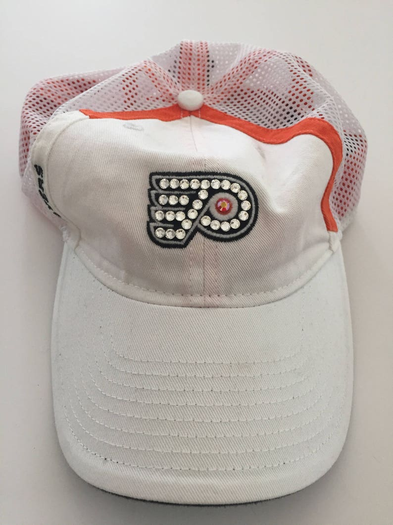 the latest 2da01 30042 Philadelphia Flyers Swarovski Crystal Hat