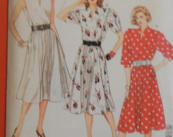 "R874 1961 Vintage Sewing Pattern HAT NIGHTCAP /& CURLER BAG  S21 1//2/""-22 1//2/"""