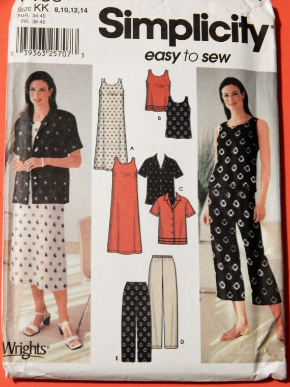 Vogue 7158 Misses/' Half-Size Blouses *Rare*   Sewing Pattern