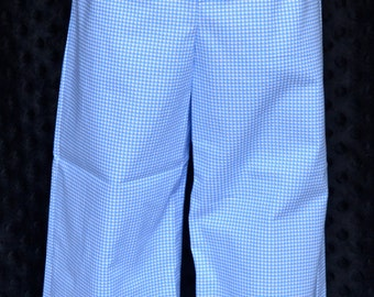 Custom Pants for Boys 0 - 8 Years Choose your Colors and Fabrics