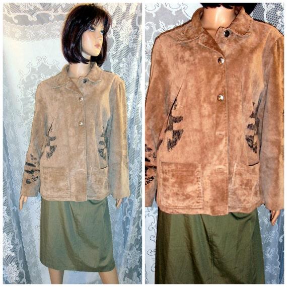 Vintage Chicos Jacket