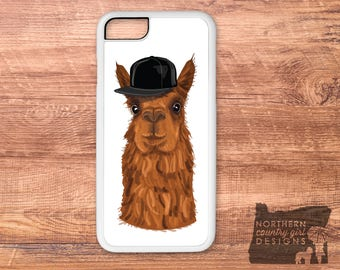 llama phone case / llama / alpaca iPhone case / llama case / alpaca / iPhone 6 case / iPhone 7 case / iPhone 7 plus case  iPhone 6 plus case