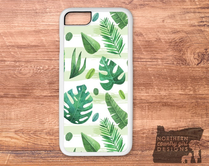 banana leaf / iPhone 7 case / banana leaves / banana leaf case / iPhone 6s plus / iPhone 6 case / iPhone 6s plus case / tropical / iPhone se