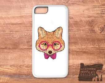fox iPhone case / fox phone case / iPhone 6 case iPhone case / iPhone 5 case / iPhone 5s case / fox / iPhone 7 plus case / cute iPhone case