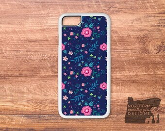 floral phone case / iPhone 7 case / iPhone 6 case / iPhone 6 plus case / iPhone case / floral iPhone case / phone case / iPhone 6s case