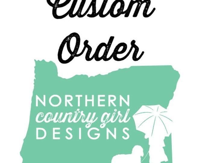 Custom Tulum Tumblers