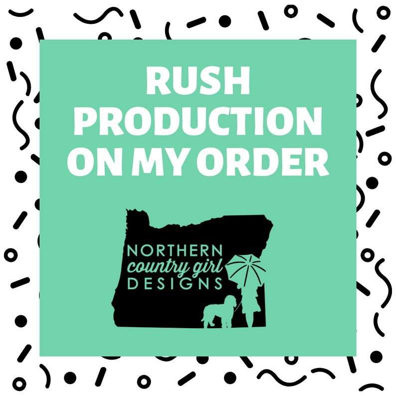 Rush Production to your order image 0