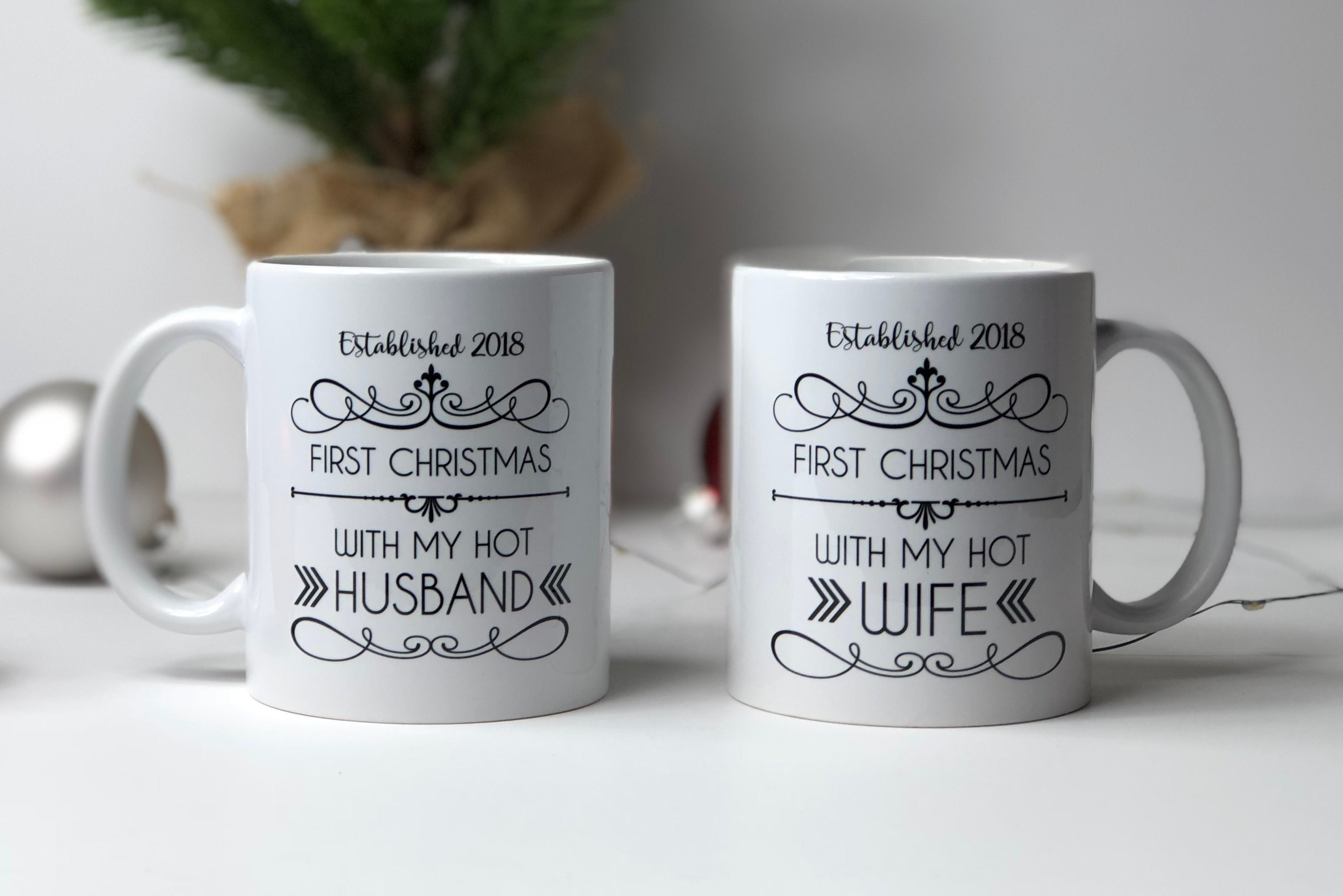First Christmas // hot wife // hot husband // First Christmas ...