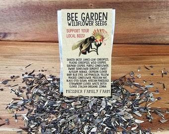 Bee Garden Wildflower Seeds