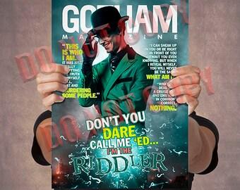 Gotham | Etsy