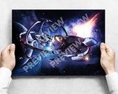 Star Trek Deep Space Nine - DS9 Poster