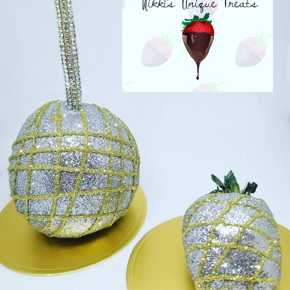 Bling Glam Apples