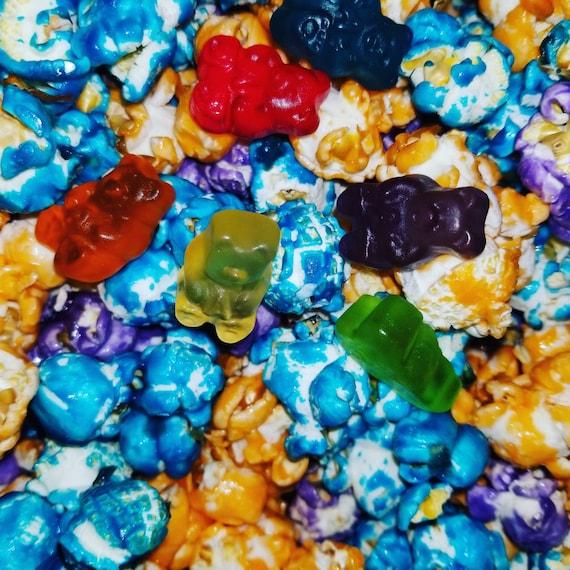 Gummi Bear Candy Corn