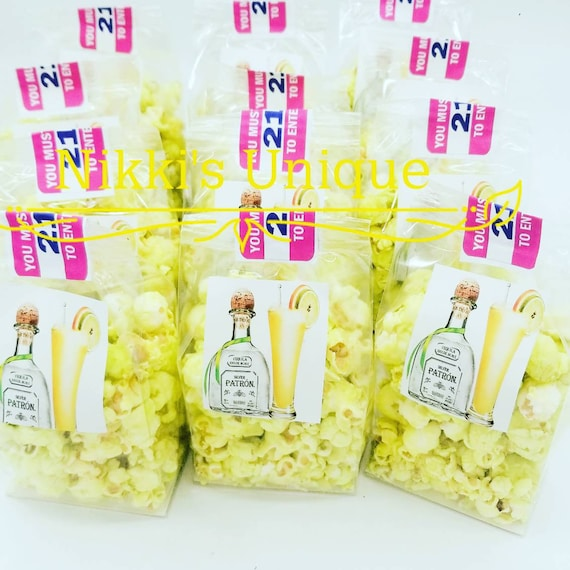 Custom Party Favors