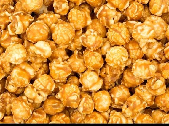 Cognac Caramel Popcorn