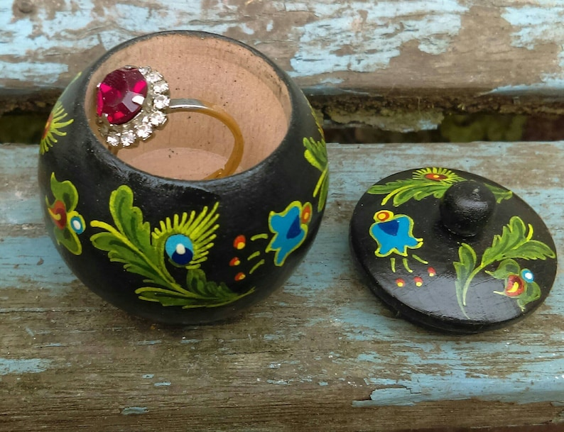 ,folklore ring box,Proposal ring box,Bohemian ring box,wedding rings box. Ring box Engagement ring box,wood ring box,rustic ring box