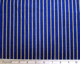 Per Yard, Safe Harbor Ropes Fabric From VIP