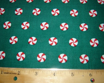 Peppermints Fabric From Springs Creative