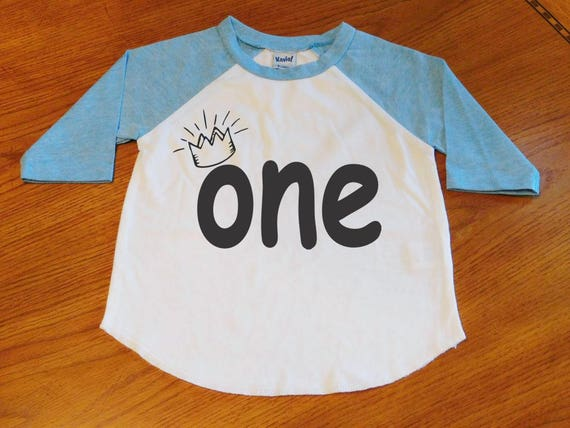 1st Birthday Shirt Boy Girl First
