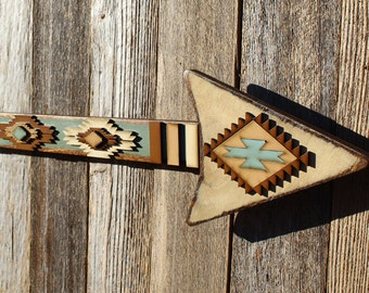 Rustic Arrow Decor Gold Arrow Wall Art Southwest Decor Wooden Wall Arrow Wood Arrow Decor Nursery Arrow Decor Wood Wall Arrow Wooden Arrow