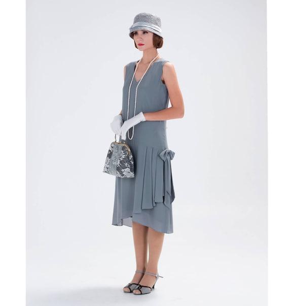 CC01048XXL California Costumes Women/'s 1920s Fashion Flapper Dress Black 2XL