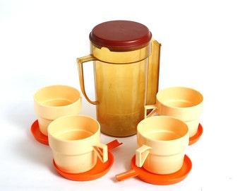 Plastic tea cups | Etsy