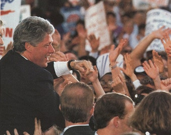 Program. The 52nd Presidential Inaugural. An American Reunion: New Beginnings, Renewed Hope. Bill Clinton, Hillary Clinton, Al Gore… (28522)