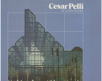 Cesar Pelli (Monographs in Contemporary Architecture series). Whitney Museum of American Art. 150 B/W illustrations and 8 in color. (28615)