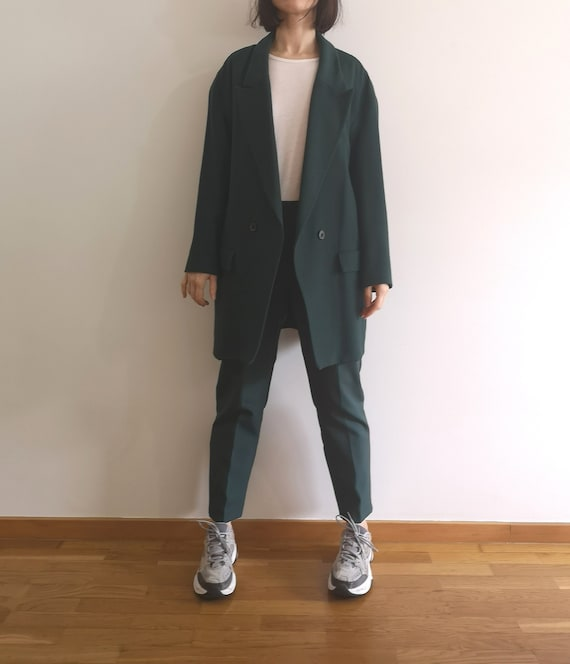 Women Green Suit Set