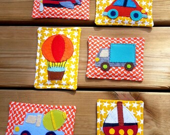 "Toy way ""montessori"" children's picture"