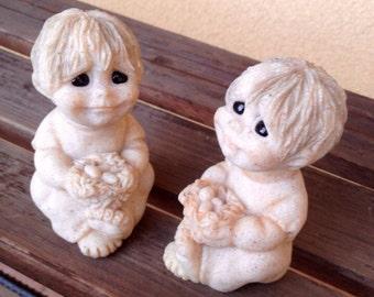Quarry Kids Bradley Rescued Figurine