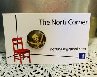 Skull Needle Minders