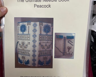The Ultimate Needle Book Peacock