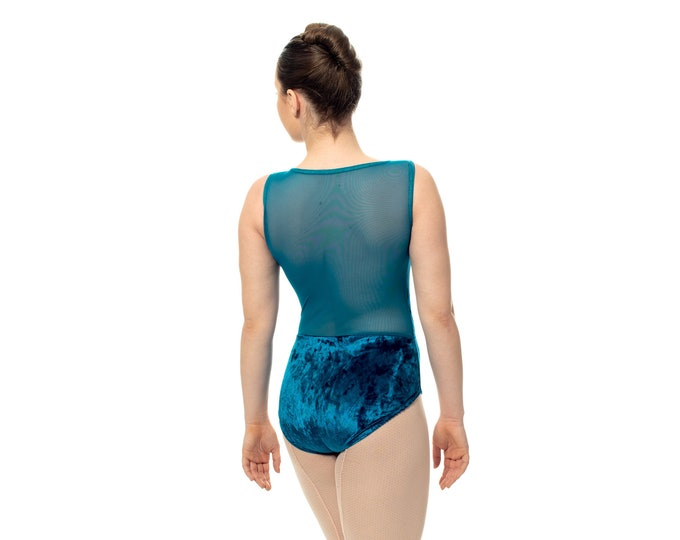 Made to Order - Aja Style Leotard (solid color)