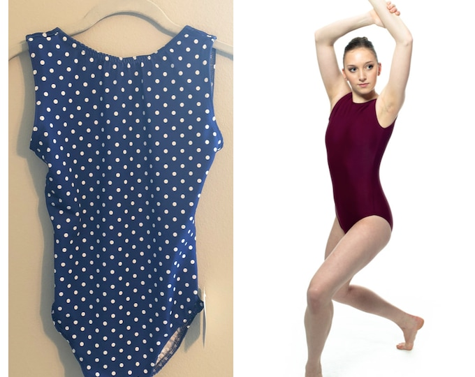 EXPRESS - Adult Small Elena Style Leotard