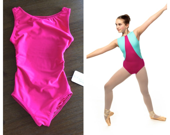 EXPRESS - Adult Extra Extra Small (XXS) Techne Simple Style Leotard