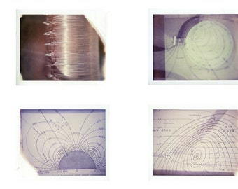 How Things Work | Original Artists Polaroid Photography Book | Sophie Adams | Limited Edition