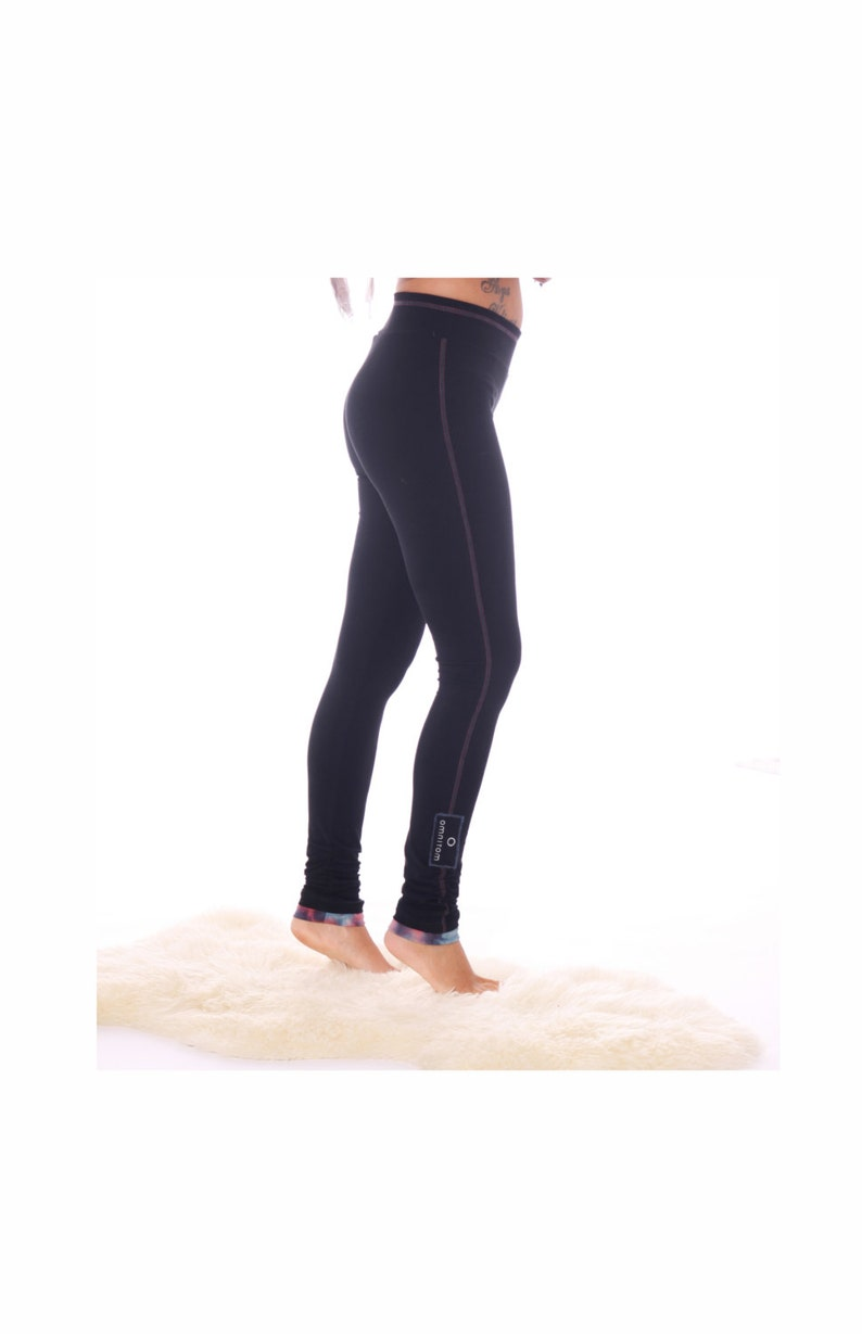 6da5c3f5ccf67 Yoga Leggings Black Leggings Black Yoga Pants Workout