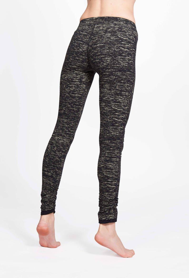 2e55ac6f8 Kobiety legginsy Spodnie Maxi legginsy do jogi Spodnie   Etsy