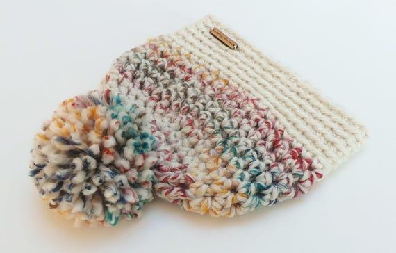 Central Park Crochet Hat Pattern Pom Pom Hat Pattern 3 10 Etsy