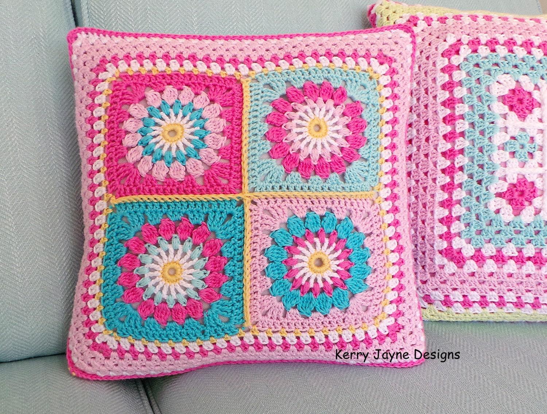CROCHET PILLOW PATTERN Reversible pillow pattern Crochet   Etsy