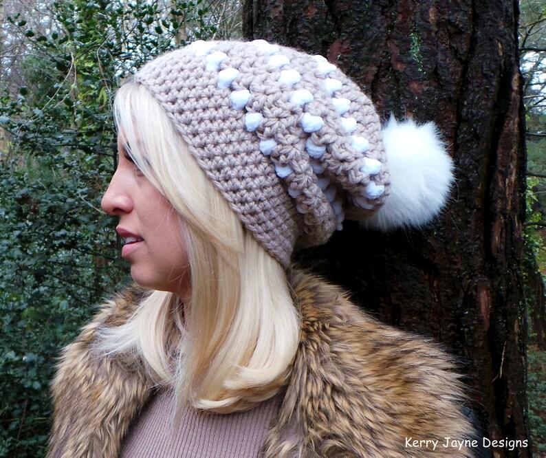 4d3573870c5 INSTANT DOWNLOAD HAT Pattern Crochet Hat Pattern Crochet