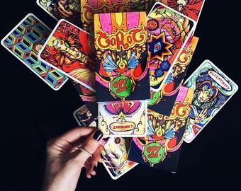 Tarot deck | Etsy