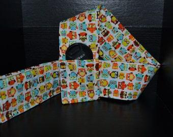 Owls-DSLR Camera Strap Cover