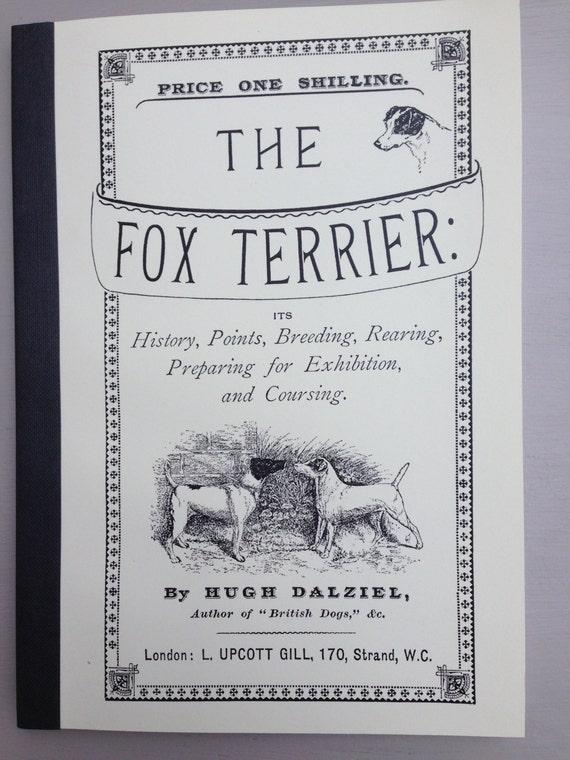 Hunde Terrier Fuchsjagd glatte Fell Draht langhaarige | Etsy